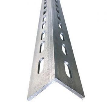 High Quality ISO Approved Stainless Steel Angle Bar with Hole