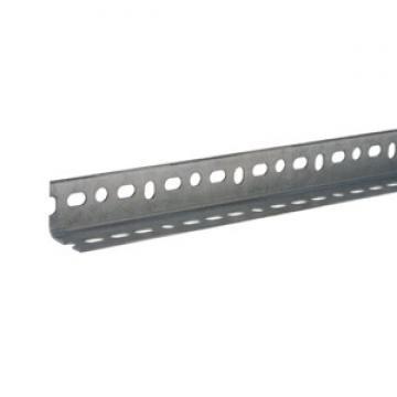 Asim 60 Degree Unequal Polished Angle Steel Holes