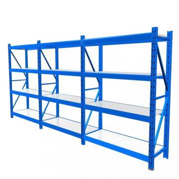 800-1200 Steel Reinforced Plastic Pallet Rolling Storage Cart Organizer Heavy Duty Rack Warehouse for Factory