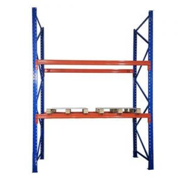 High Quality Industrial Metal Anti Corrosive Heavy Duty Selective Pallet Storage Warehouse Shelf with Ce Certificate