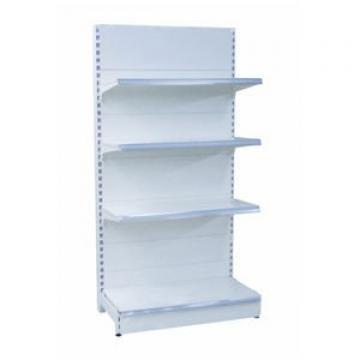 6-Tier Storage Movable Commercial Chrome Wire Rack Shelf Unit 24