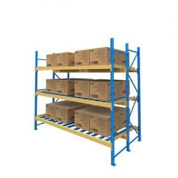 Heavy Duty Steel Selective Pallet Rack for Industrial Warehouse Storage