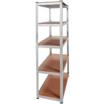 "6-Tier Storage Movable Commercial Chrome Wire Rack Shelf Unit 24""X36""X72"""