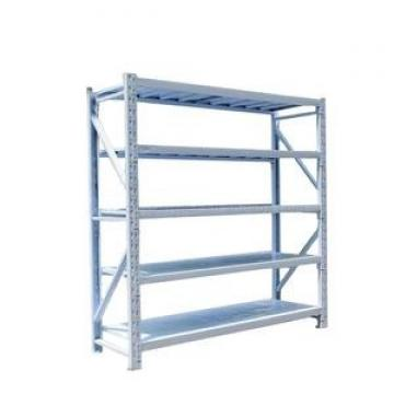 Galvanized Steel Wire Rolling Container Storage Cage, Warehouse Pallet Storage Rack