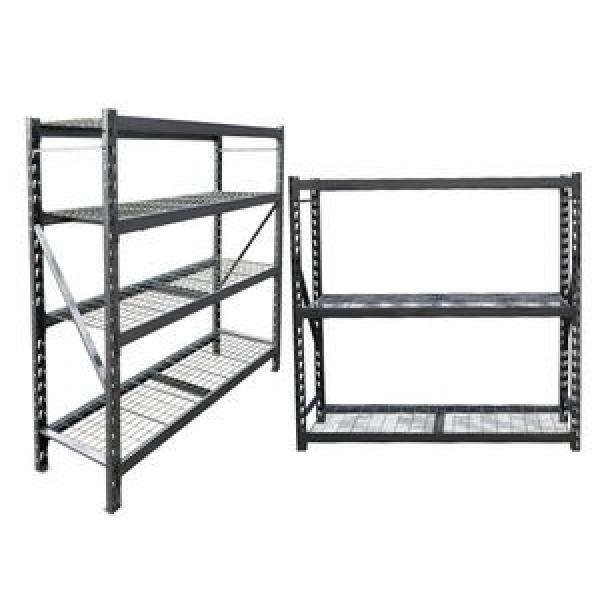 Steel Heavy Duty 5-Shelf Shelving Unit