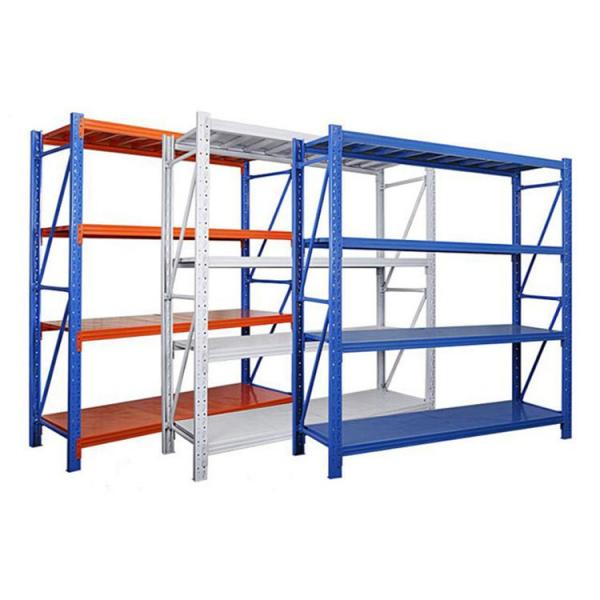 Warehouse Heavy Loading Storage Tire Display Metal Rack