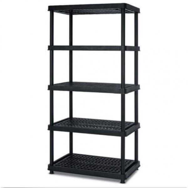 Customized Size Steel Medium Duty 3 Layer Shelf Metal Storage Shelving