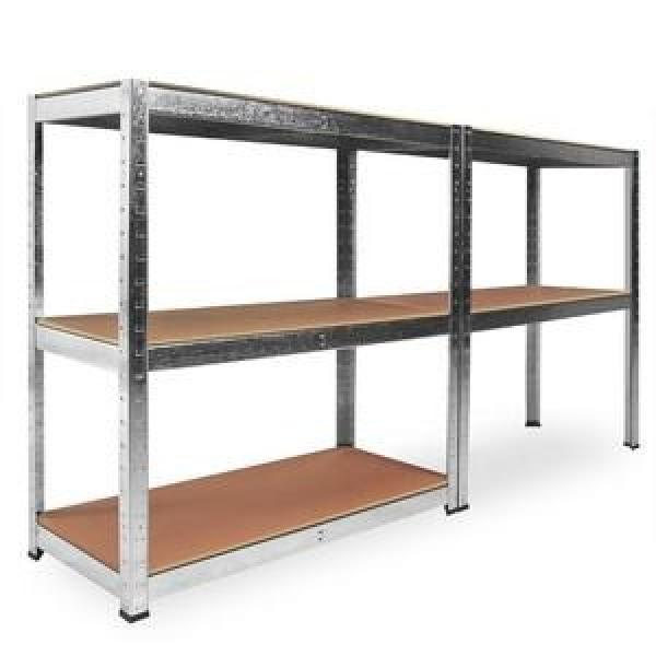 Flour Products Storage Rack Commercial Chrome Adjustable Metal Shelving Units