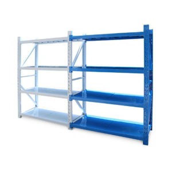 Warehouse Heavy Duty Steel Pallet Racking American Style