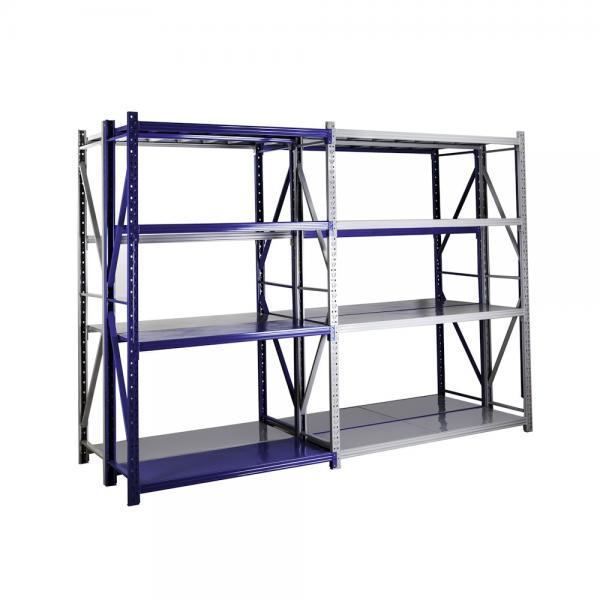 Warehouse Galvanized Folding Stacking Metal Steel Storage Pallet Racking